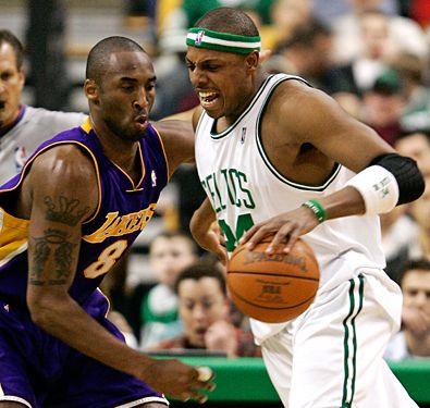 LakersBoston